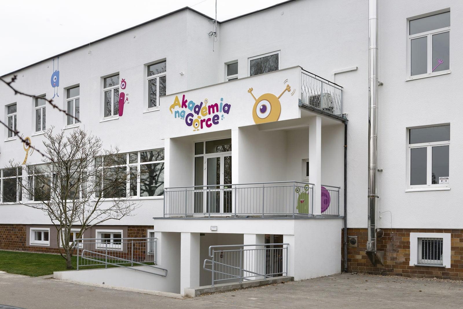 O nas - przedszkole na górce